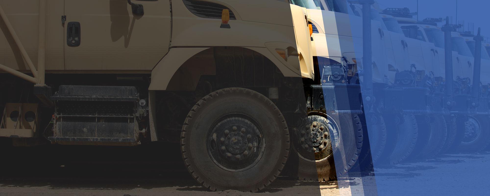 Industrial Coatings - How Polyurea Coatings Help Military Vehicles | IXS Coatings